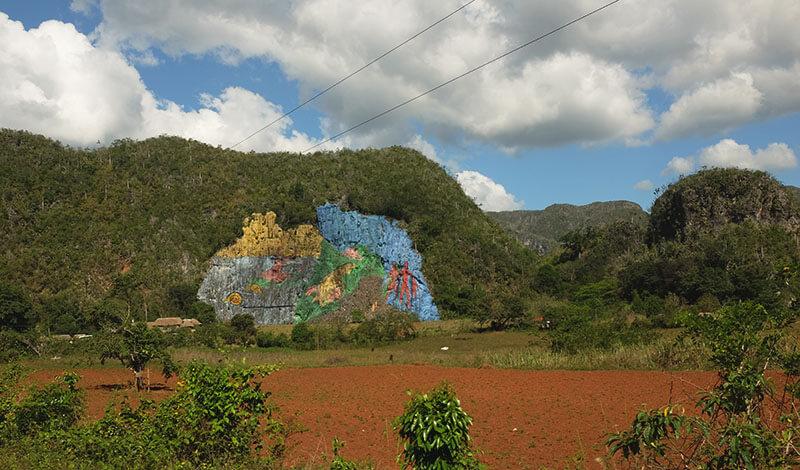 Mural pré-histórico
