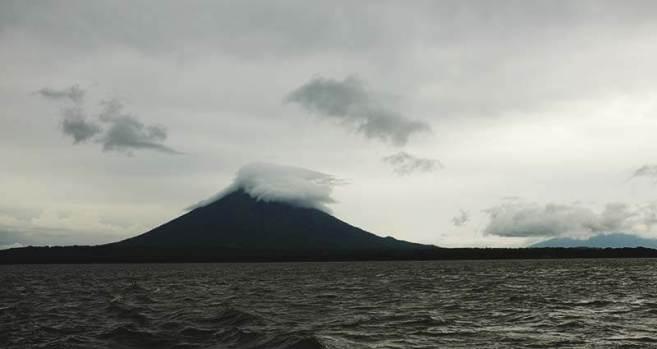 Viagem para a ilha Ometepe