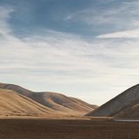 The West Hills in Northern Utah