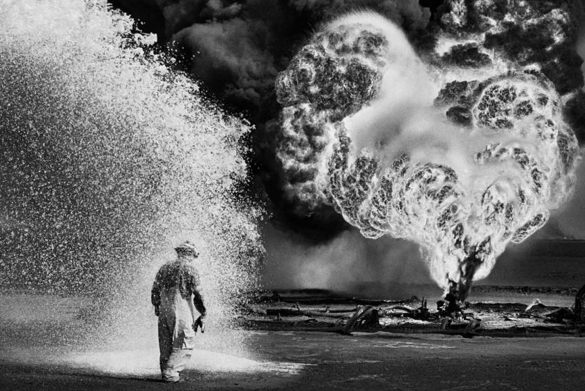 Salt of the Earth - Salgado print
