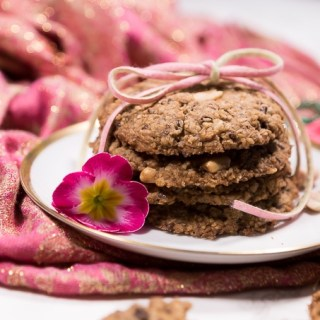 Energy-Packed Sivananda Cookies with a Twist