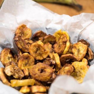 Fried Plantain Patties – A Scrumptious, Crunchy Snack