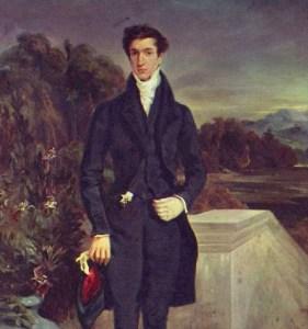 Eugène Delacroix - Louis-Auguste Schwiter, 1826-30