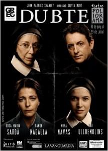Dubte / Doubt (John Patrick Shanley) directed by Sílvia Munt. Photo: David Ruano