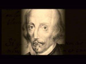 Spanish playwright Pedro Calderón de la Barca (1600-1681)