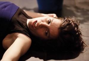 Laia Marull in David Selvas dir. Hedda Gabler - photo Felipe Mena, Teatre Lliure - Gràcia, Barcelona