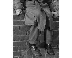Chris Killip. Man's Torso, Gateshead, Tyneside, 1978
