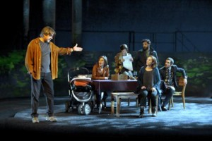Un Enemic del Poble (An Enemy of the People) Henrik Ibsen. Catalan language version directed by Miguel del Arco.