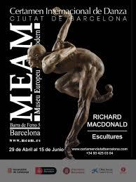 Richard MacDonald's sculptures at MEAM: Barcelona's European Museum of Modern Art