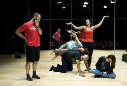 Annie Baker's Circle Mirror Transformation (Joc de Miralls) directed by Juan Carlos Martel Bayod