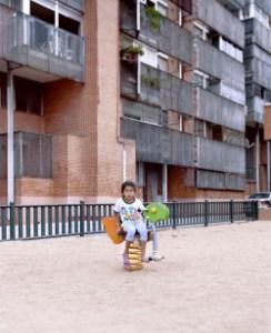 "Sense títol. Del projecte ""Aquellos que esperan"". Autors: Diego Sánchez, Borja Larrondo i Pablo López-Learte / FotoPres ""la Caixa"""