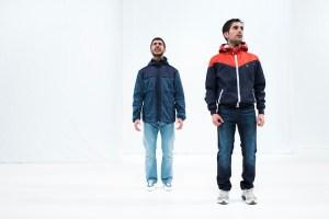 Igor and Moreno perform Idiot-Syncrasy at The Place theatre, London. Photo: © Alicia Clarke.