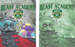 Our week in review and arrival of our Beast Academy curriculum at Looking for Marbles
