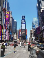 New York Timesquare