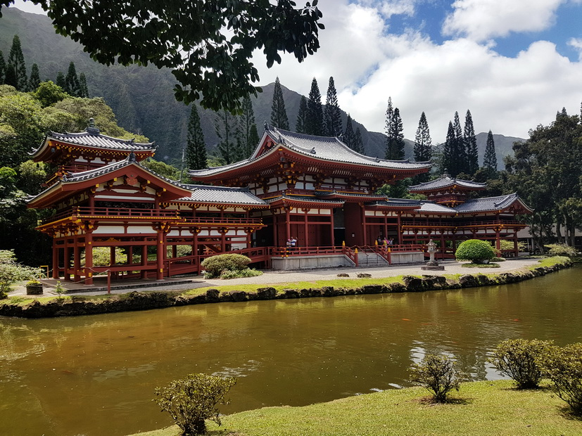 Valley of the Temples Oahu