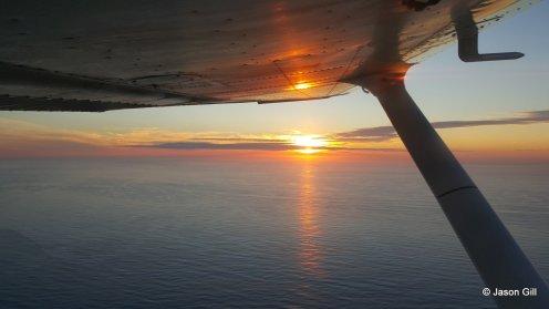 Sunset Ocean View