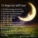 12 Self Care Tips