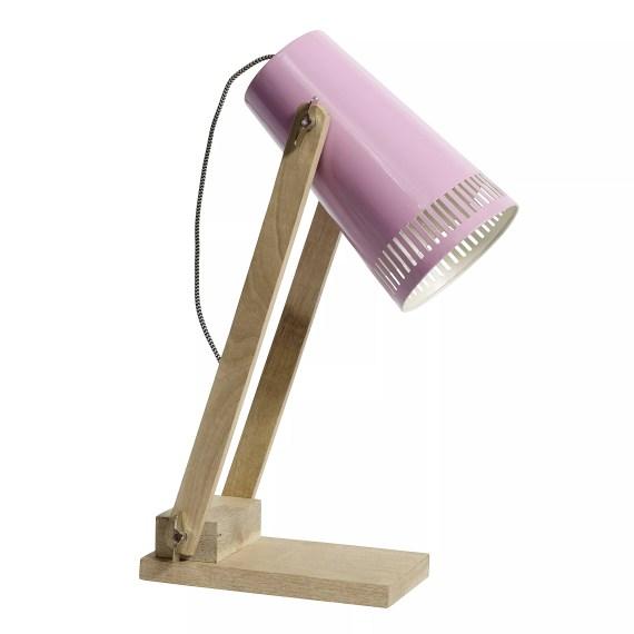 lampka różowa