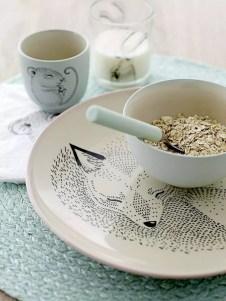 ceramika bloomingville dla dzieci