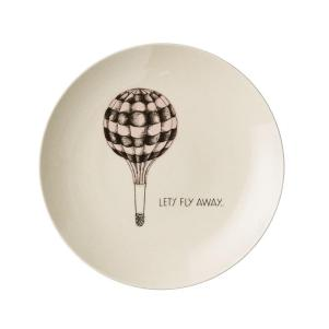 talerz z balonem