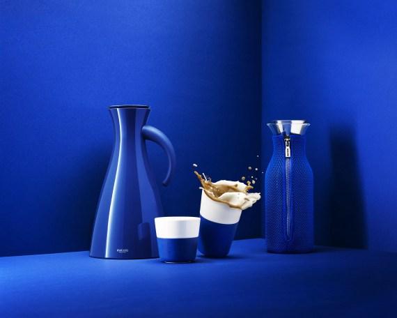 Vacuum Jug, Tumblers, Fridge carafe, Electric blue 502918, 501036, 501037, 567966