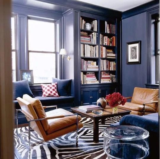 wnętrze Navy Blue