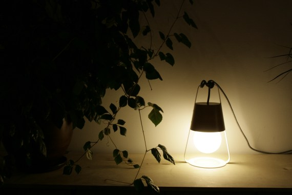 HOP Design – Lantern Lamp 18