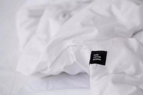 HOP Design - pościel PURE biała