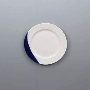 talerz 26cm touch of blue