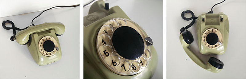 telefon CB-662