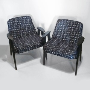 fotel 366 Chierowski 366 po renowacji