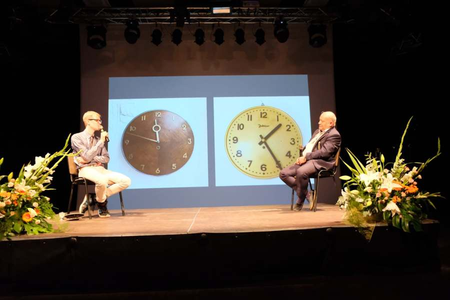 "Wykład Janek Rygiel i Jan Szymański ""It's All about Watches"""