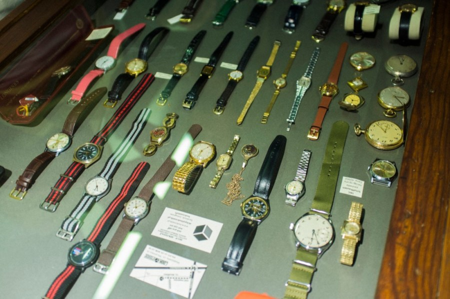 It's All About Watches - Look Inside