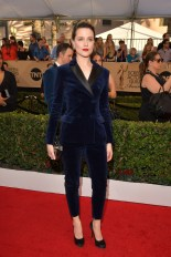 LOS ANGELES, CA - JANUARY 29: Actor Evan Rachel Wood attends the 23rd Annual Screen Actors Guild Awards at The Shrine Expo Hall on January 29, 2017 in Los Angeles, California. (Photo by Lester Cohen/WireImage)