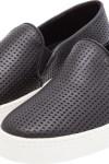 Tênis Slip On Tavi Leather - Preto - Tavi