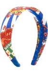 Acessório De Cabelo Infantil Estampado - Dolce & Gabbana Kids