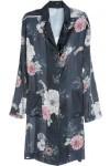 Vestido Chemise Satin - Amaro