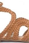 Rasteira Ankle Tie - Amaro