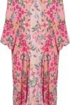 Kimono Floral Surf - Rosa - Market 33