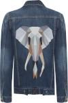 Jaqueta Feminina Elefante Jeans - Azul - N.y.b.d.