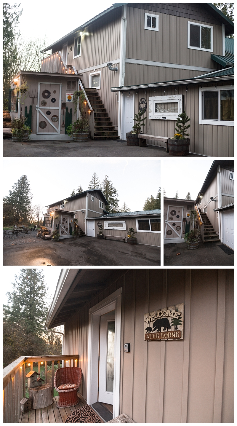 lookout lodge loft tips for booking your wedding weekend vacation rental granite falls snohomish lake stevens pacific northwest getaways