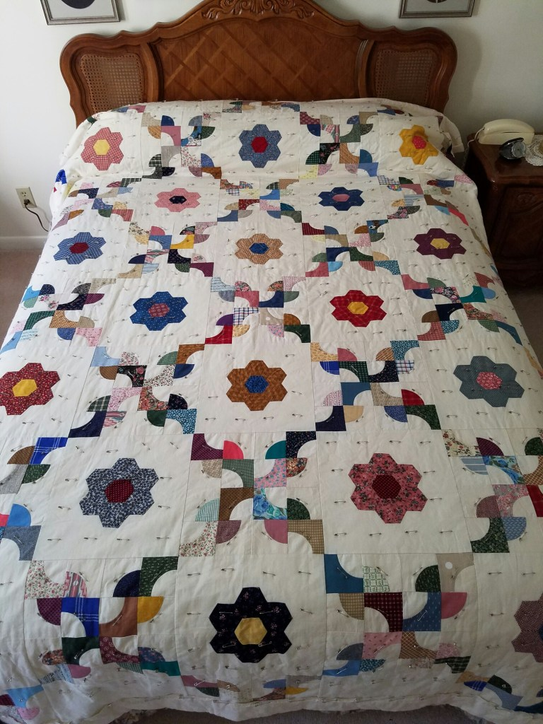 How Would You Quilt this?