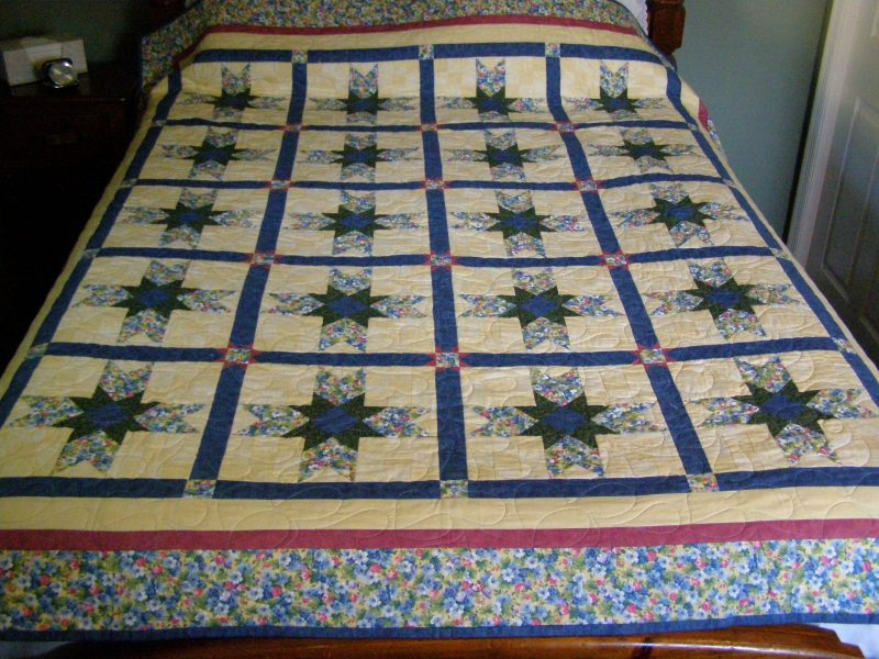 Blogger's Quilt Festival - Mystery Quilt Entry #2