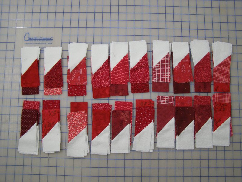 Tips And Tools Tuesday - A Tip For Chain Piecing, Then, Let's Talk Lizards
