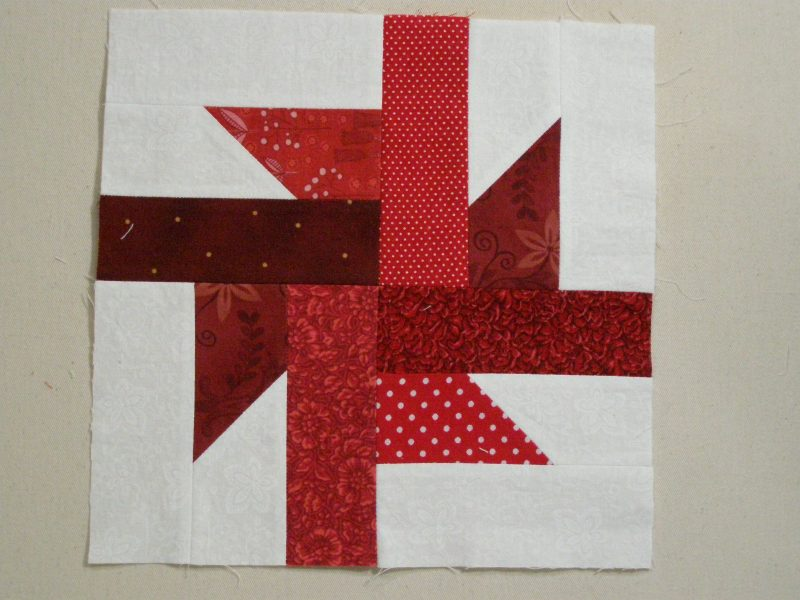 Just Buzzing Through Quilt Along - Week Four - Assemble The Blocks