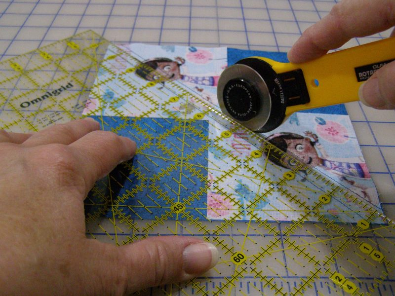 Tips and Tools Tuesday - A Cure for Slipping Rulers