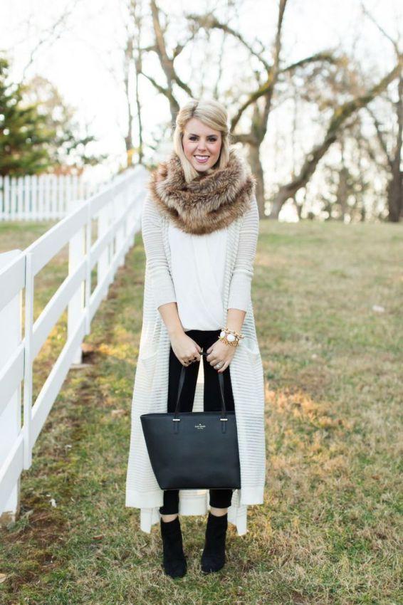шарфы женские