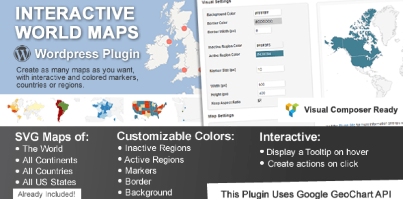 Interactive world maps for wordpress looks awesome themes plugins interactive world maps for wordpress gumiabroncs