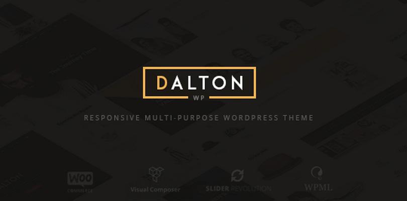 Dalton - Multi-Purpose WordPress Theme