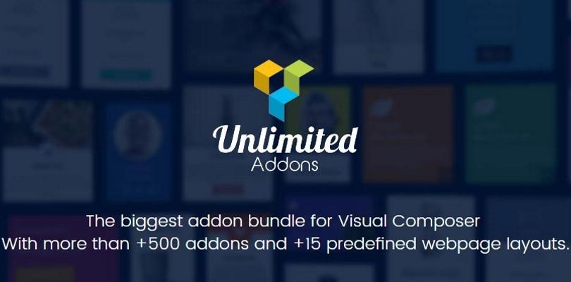 Unlimited Addons Mega Bundle for Visual Composer